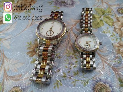 Authentic Brand New Vintage Couple Kenzo Watch