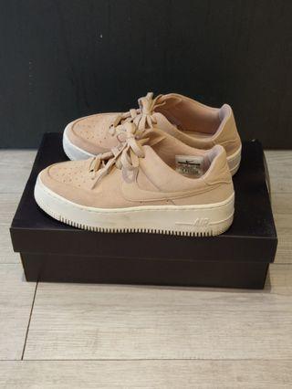 再降價!!Nike air force 粉色鞋