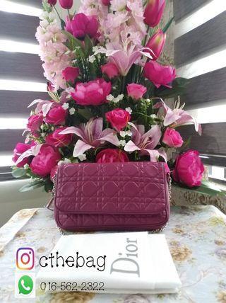 Authentic Dior WOC Bag