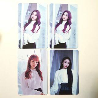 [wtt/wts] loona xx photocards