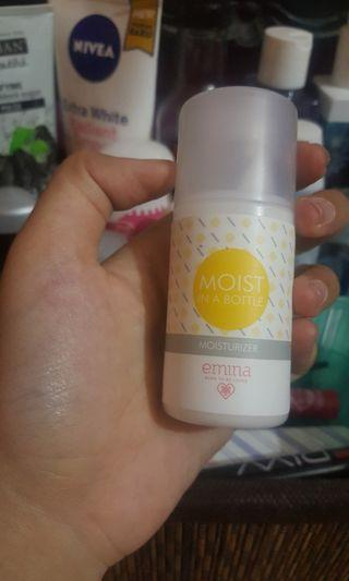 Emina - Moist in a bottle moisturizer