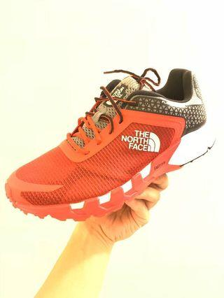 TNF North Face New Flight Trinity Fastform trail running shoes