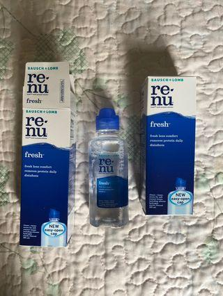 Bausch + Lomb Re-Nu Lens Multi Purpose Solution
