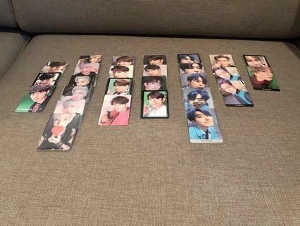 (WTS) Got7 Spinning Top photocard