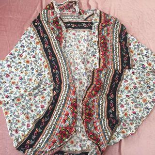 Cotton On Floral Kimono Outer