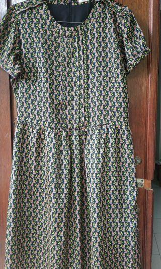 Dress Accent second size M-L