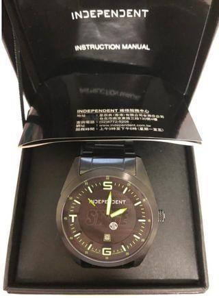 🚚 (清倉) stage X Independent 手錶 名牌錶 潮錶