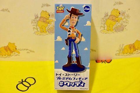 反斗奇兵 Toy Story 日版🇯🇵 胡迪Woody 翠絲 Jessie Figure 模型擺設公仔