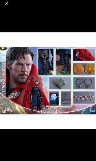 🚚 Bib Hot toys Doctor Strange