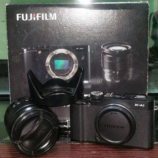 (SALE) Fujifilm XA-1 Kamera Mirrorless Original (Garansi Habis)