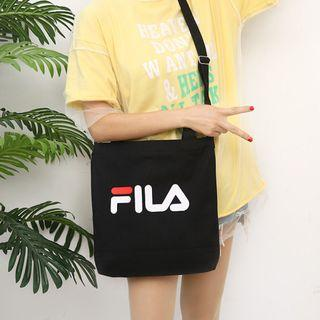 Instock Fila Tote Back with Sling and Zip (Free Mailing)
