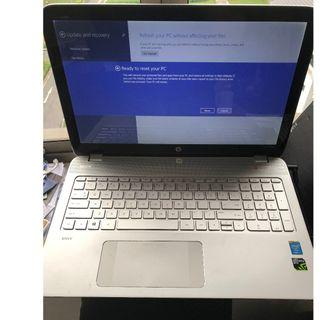 HP ENVY TouchSmart 17-j023cl Notebook with BeatAudio Speakers and Touchscreen