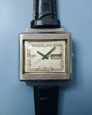 Seiko Vintage TV 6309-5030 watch (RARE)