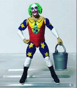 Mattel WWE Elite series #34 Doink the Clown