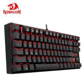 Redragon K552 Blue Switch Backlit USB LED Mechanical Keyboard