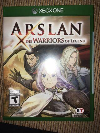 ArSalam The Warriors of Legend Xbox One
