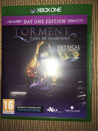 Torment Tides of Numenera Xbox One