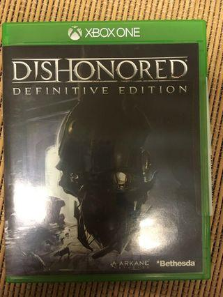 Dishonoured Definitive Edition - Xbox One