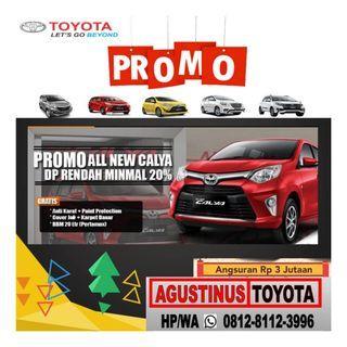 "Promo Toyota Harapan Indah HP/WA""081281123996"