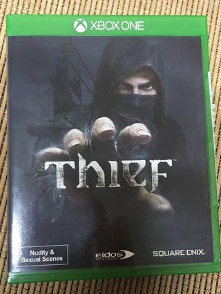 🚚 Thief - Xbox One Game