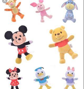 Disney NuiMOs from Japan Disneyland