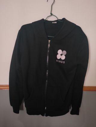 Jungkook Wings Jacket (with hood)