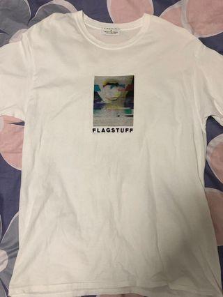 Flagstuff短袖T恤