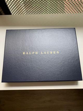 Ralph Lauren Box for baby set or T