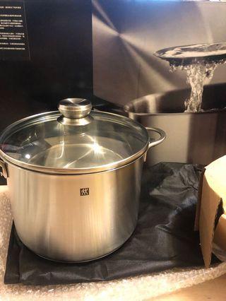德國孖人牌TWIN® Nova 深燒鍋 25cm (直徑) /8.0L (容量) 連蓋