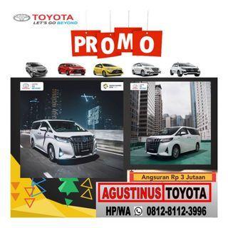 """Promo Toyota Tanggerang HP/WA""""081281123996"""
