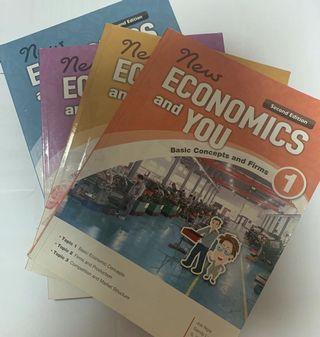90%新高中Economics書