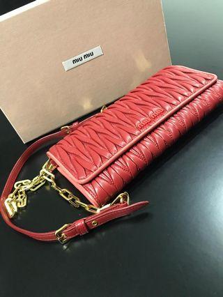 Miu Miu Wallet On Chain