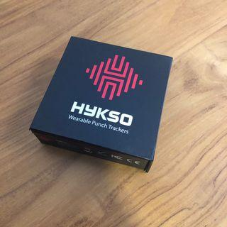 Hykso Punch Trackers