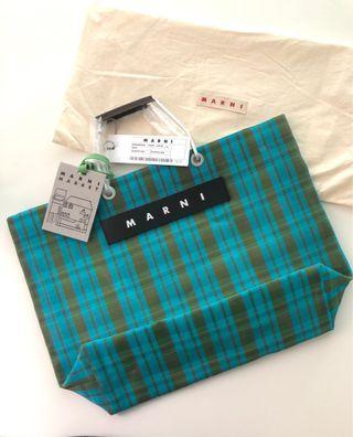 <New> Marni Shopping Bag
