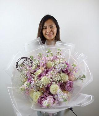 🚚 ❣️The Giant Bouquet | Birthday Flowers | Flower Delivery | Flower Bouquet