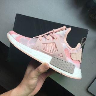 NMD XR1 Pink Camo UK6.5