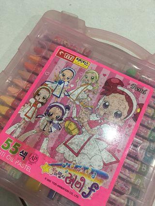 Crayon Titi isi 55