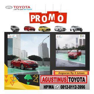 "Promo Toyota Pondok Gede HP/WA""081281123996"