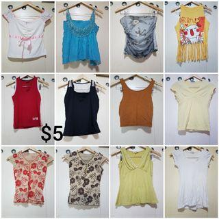 Ladies Tops Clearance