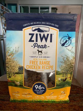 ZIWI Peak Air Dried Free Range Chicken Recipe for Dog