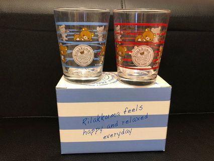 鬆弛熊玻璃杯 Rilakkuma Glass #MTRtw #MTRtst