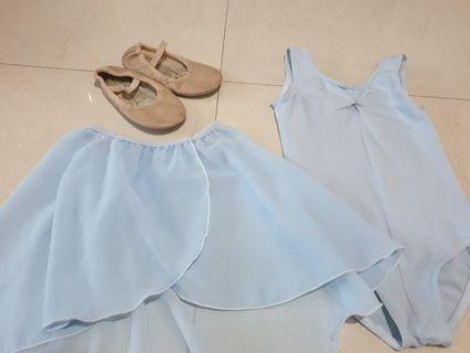 Sonata ballet uniform