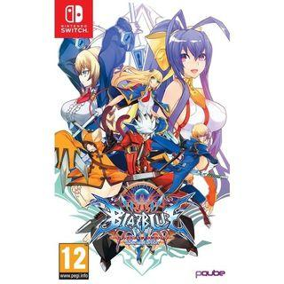 Blazblue Central Fiction (Special Edition) - Nintendo Switch game