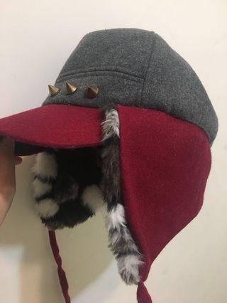 🚚 保暖鴨舌帽