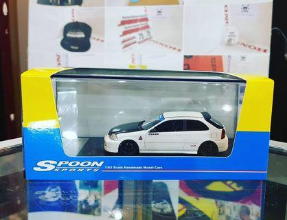 Ek9 Spoon 1:43 Original Japan