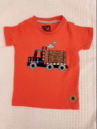 Boy T Shirt from mothercare