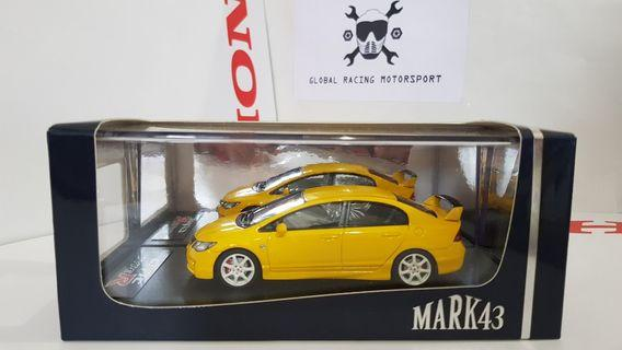 Honda FD2R 1:43 Original Japan