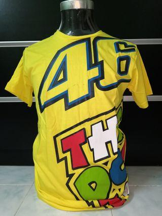 Baju motogp vr 46 yamaha