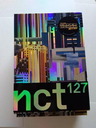 [INCOMING READY STOCK] NCT 127 - WE ARE SUPERHUMAN 4TH MINI ALBUM