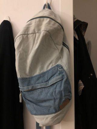 Stussy bag backpack denim